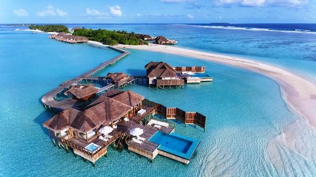 Resort 5 sao Conrad Maldives Rangali Island (đối tác của RCI tại Maldives) là một trong những điểm đến được yêu thích nhất.