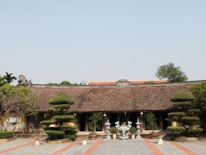 Chùa Thái Lạc (Hưng Yên) – Nét tinh hoa phố Hiến