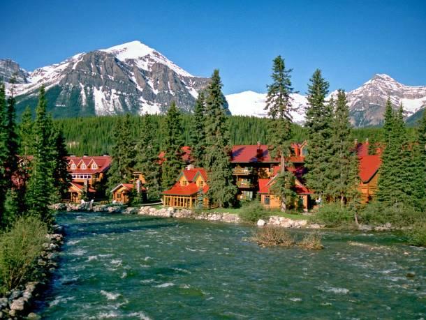 Top 5 điểm đến hàng đầu dành cho du khách tại công viên quốc gia Banff