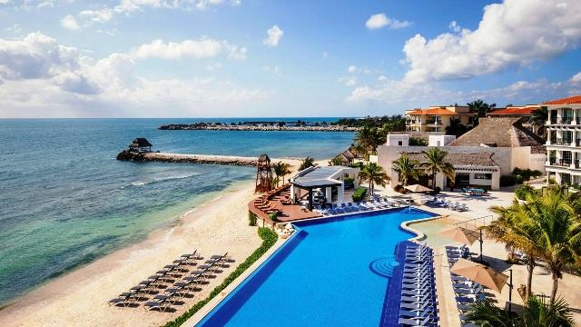 Marina El Cid Spa & Beach Resort tại Riviera Maya, một trong những đối tác của RCI tại Mexico.