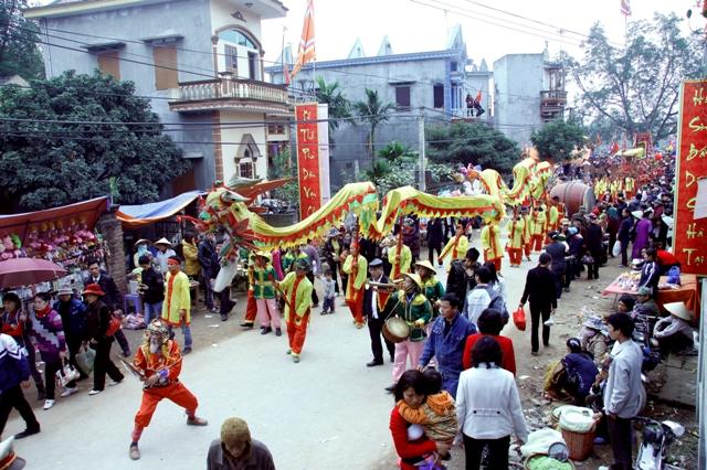 Lễ hội đền Cao