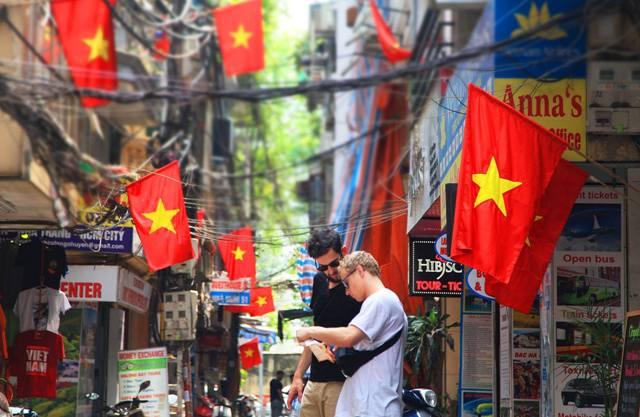Hà Nội đã ứng dụng công nghệ thông tin vào du lịch để mang những trải nghiệm mới cho du khách