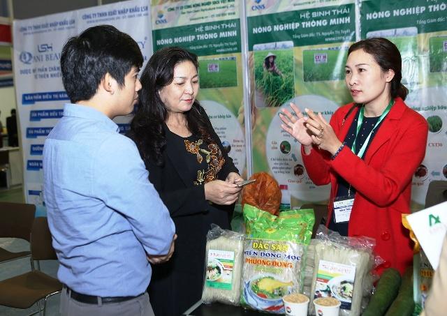Growtech 2017 quy tụ 3 lĩnh vực nông – lâm- ngư nghiệp của các doanh nghiệp trong nước và quốc tế.
