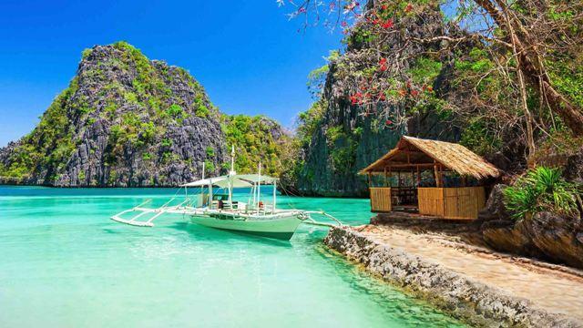 Những bãi biển, hoàn đảo tràn trề sức sống của miền nhiệt đới