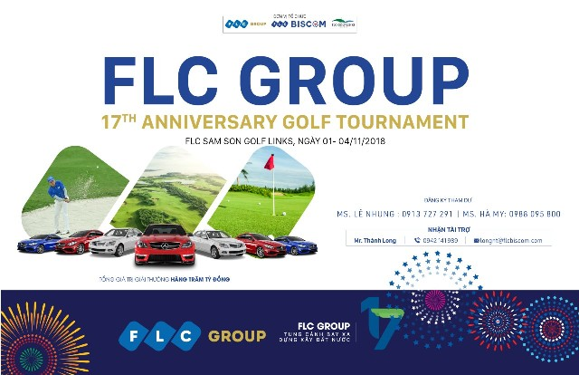 A1: FLC Group – 17th Anniversary Golf Tournament
