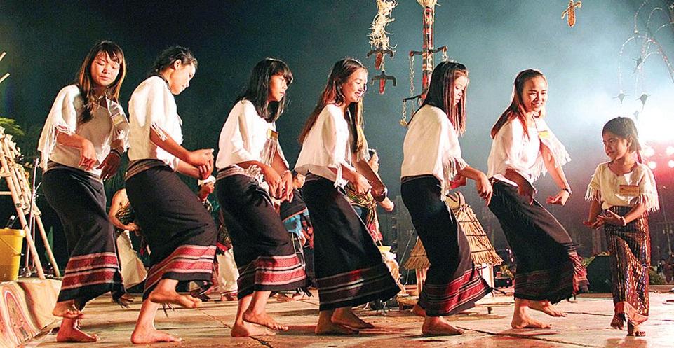 Vũ điệu Tamya của người Chu Ru