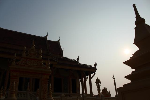 Không gian văn hoá Khmer đã sẵn sàng..