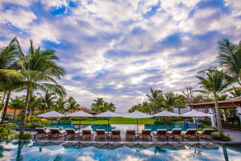 The Anam, khu nghỉ dưỡng đẳng cấp tọa lạc trên bán đảo Cam Ranh