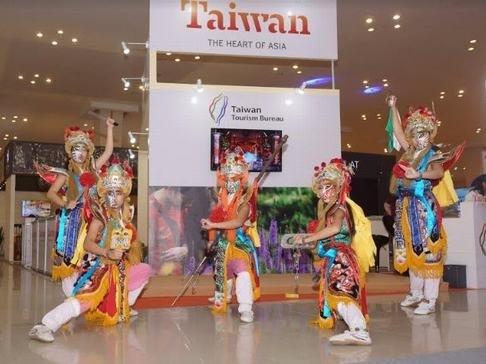 Quảng bá du lịch Đài Loan tại Hội chợ Du lịch Quốc tế Việt Nam năm 2019