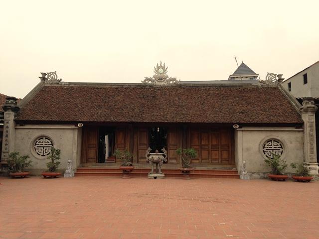 Nhà thờ Thái tể Tuyền Quận công Nguyễn Duy Thì