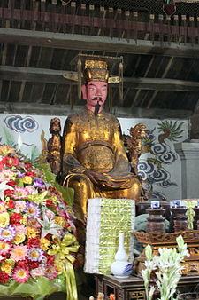 Tượng thờ Triệu Đà